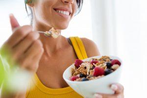autodisciplina e autocontrollo durante la dieta