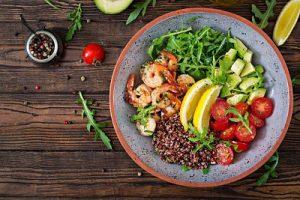 chetogenica ciclica quinoa