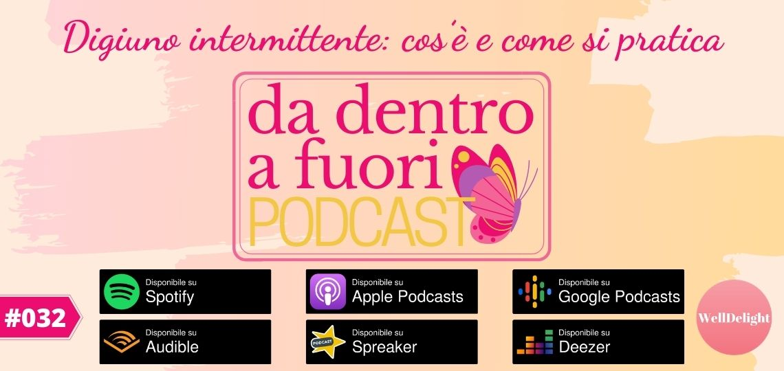 podcast digiuno intermittente