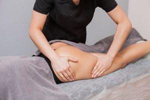 come eliminare la cellulite massaggio