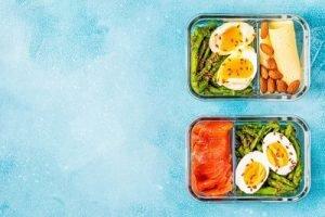 dieta chetogenica non dimagrisco meal prep