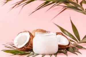 grassi buoni olio di cocco