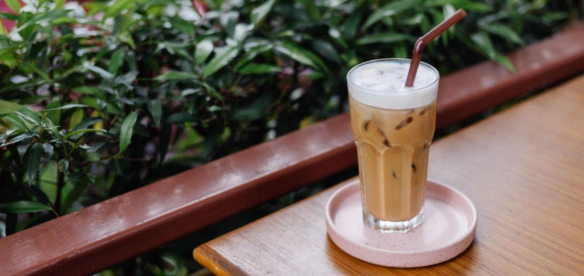 caffè freddo chetogenico
