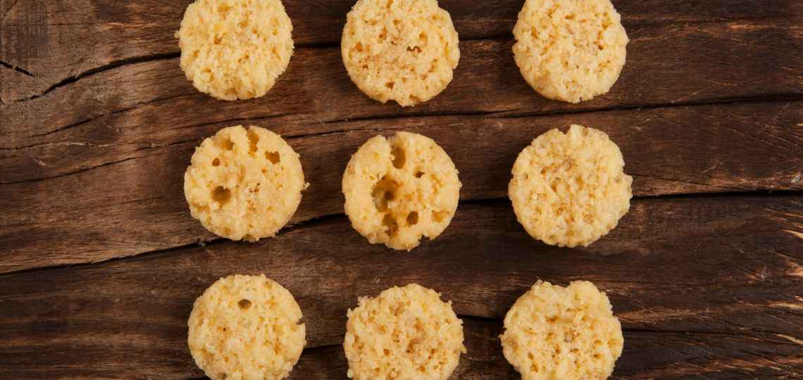chips di parmigiano