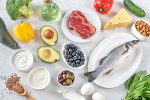 alimenti energetici chetogenica