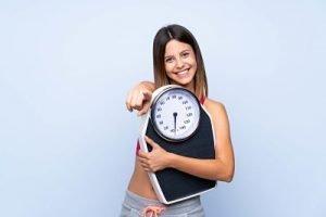 come rimanere incinta peso