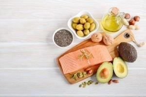dieta chetogenica menù