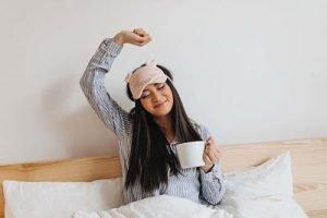 sonno profondo dieta e tisane
